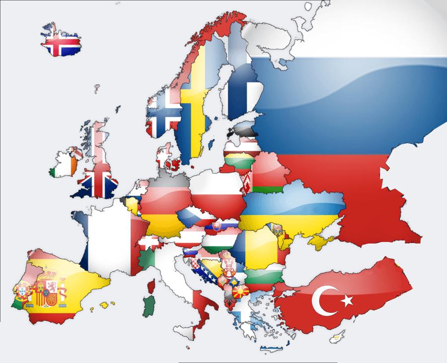 Detectives en Europa