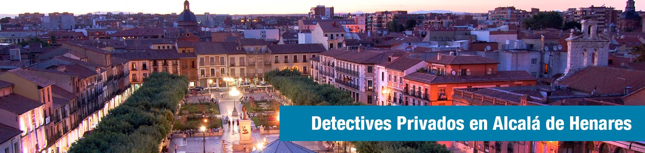 Detectives en Alcala de Henares
