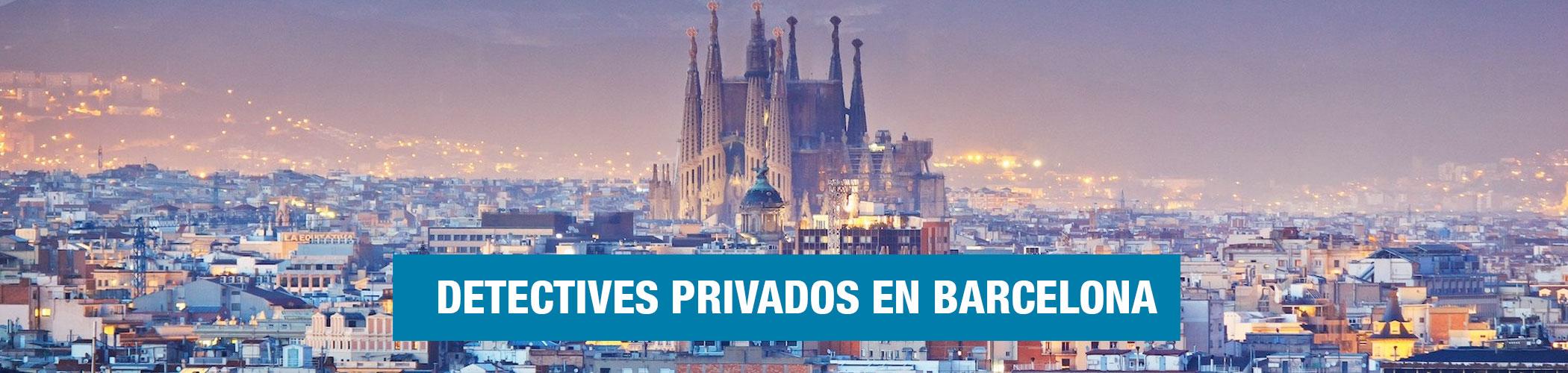Detectives Privados Barcelona