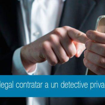 Contratar Detective Privado